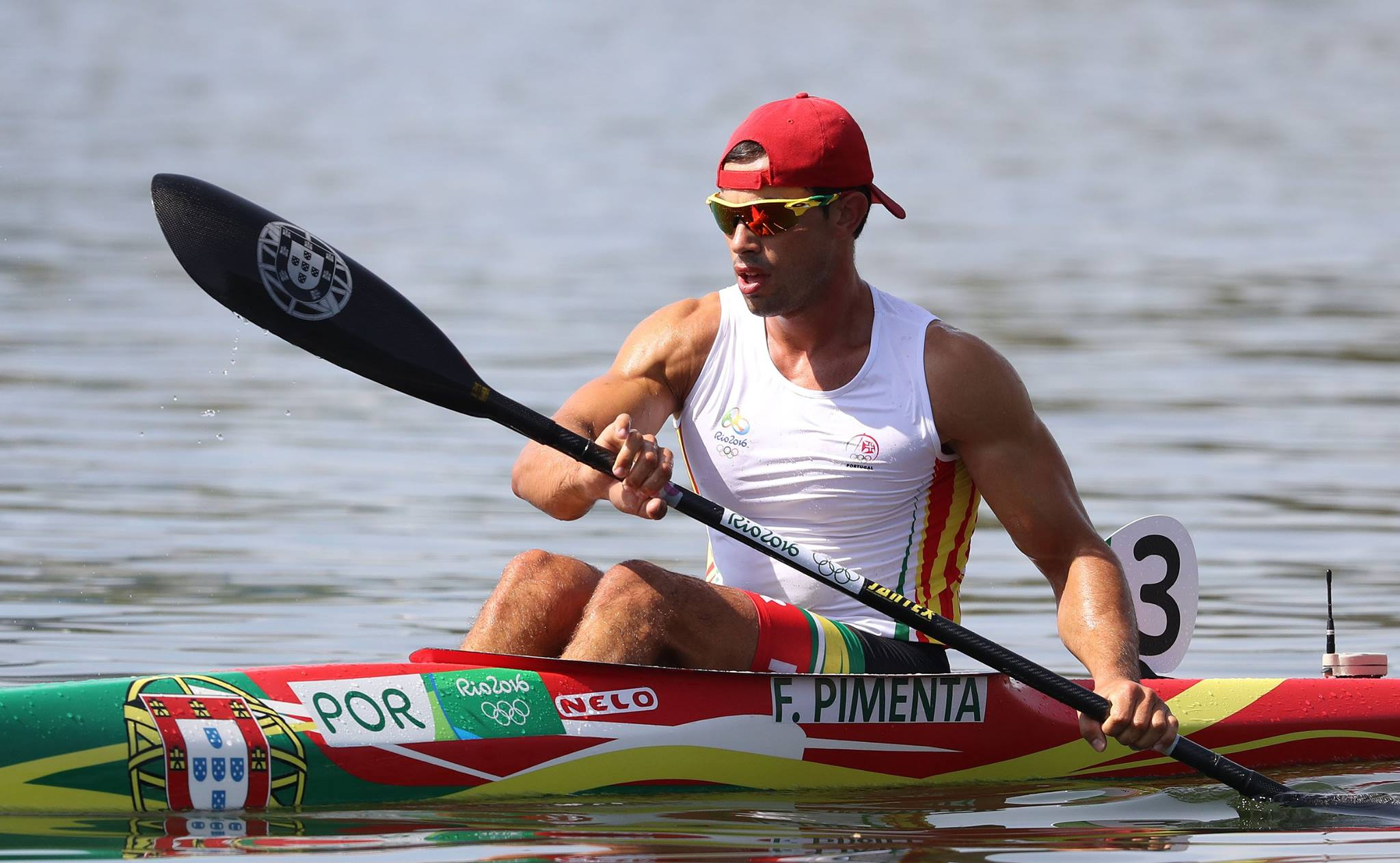 Fernando Is Also Silver Medalist In Olympics K2 1000 Meters London 2012 Along With Emanuel Silva Other Of Our Starts The Portuguese Canoeing